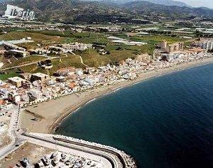 Playa De La Caleta Malaga Villas